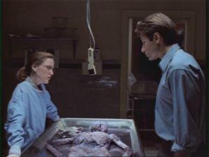 X-Files Pilor