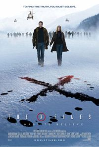 X-Files new movie