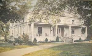 Simsville house
