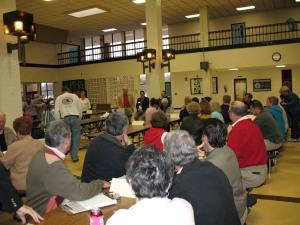 Precinct reorganization 2009