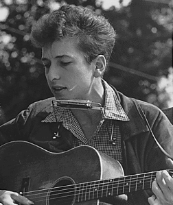 Bob Dylan early 60's