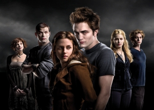 Twilight cast group shot