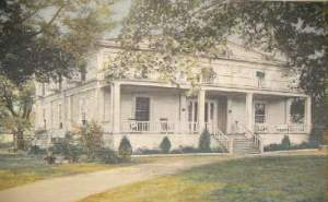 Merryman Sims House, from The Simsville Inheritance