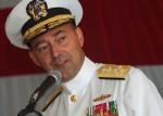 Commander of US NATO forces, Adm. James Stavridis