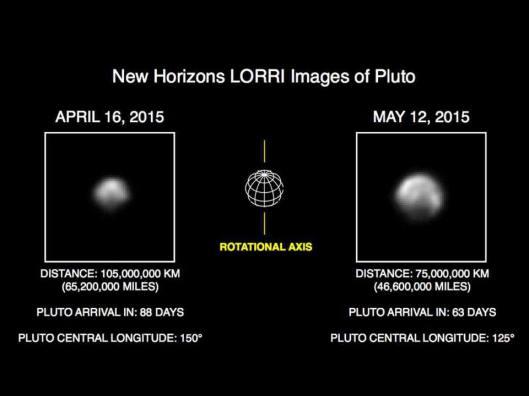 PlutoViaNewHorizonsSpacecraftMay2015