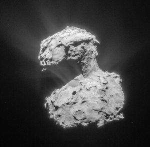 Comet67PNASAPhoto